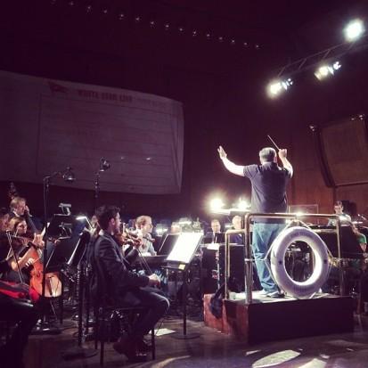 TITANIC (Reunion Concert Rehearsal)
