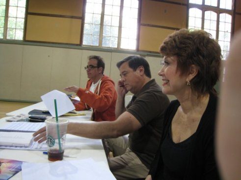 Auditions with Donna McKechnie & Richard Jay-Alexander