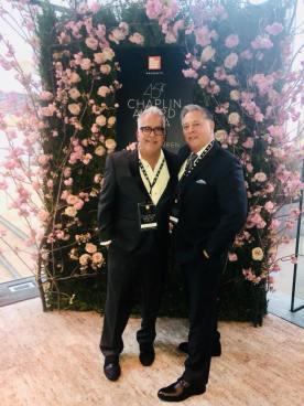 Chaplin Awards with Richard Jay-Alexander